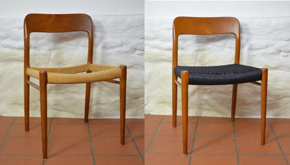 Moeller Dining chair No. 75