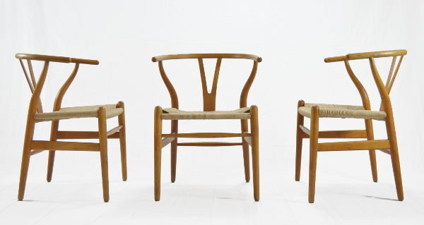 wishbone chair Wegner