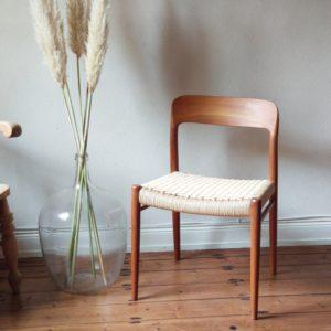 Dining chair Nr. 75 Niels O. Moeller